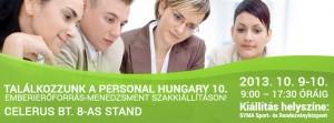 Personal Hungary Emberierőforrás-menedzsment szakkiállítás